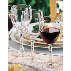 Verre Italie 14,5cl ø62 x ht 142 mm (le lot de 12)