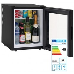 Minibar London porte vitrée système Peltier 35 L