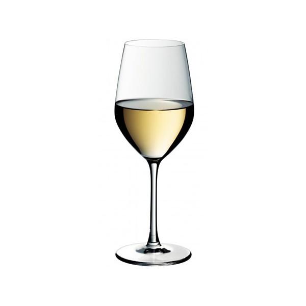 Lot de 6 verres à vin blanc Duras avec ligne 20 cl