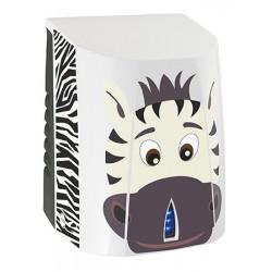 Sèche-mains JVD Sup'Air Kids automatique 1200W blanc
