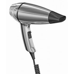 Sèche-cheveux à poser JVD Altéo 1875W chromé