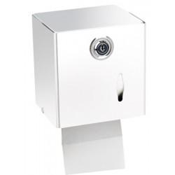 Distributeur ph mixte métal blanc JVD