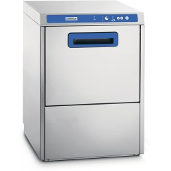 Lave-vaisselle double paroi en inox avec pompe de vidange intégrée L60 x P62 x H82,8 cm