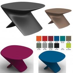 Table ou pouf ublo 100% recyclable 61,5 x 60,8 cm