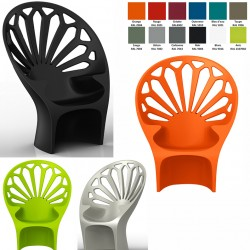 Fauteuil Altesse 100% recyclable