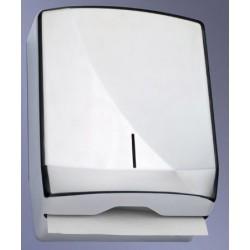 Distributeur d'essuie-mains en Z JOFEL Fusion 600 feuilles inox brillant