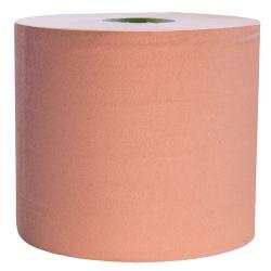 Lot de 2 bobines essuyage industriel lisse couleur chamois