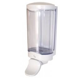 Distributeur de savon JVD HACCP à palette 1000 ml