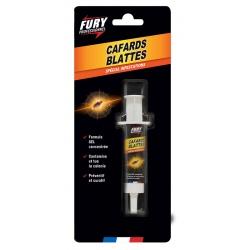 Lot de 10 blisters seringue cafards Fury