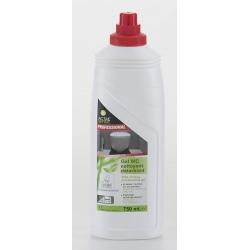 Gel WC nettoyant détartrant Ecolabel en flacon 750 ml (le lot de 12)