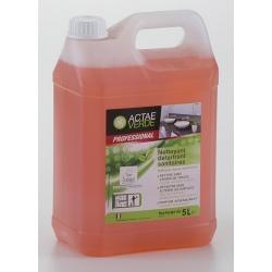 Nettoyant détartrant sanitaires Ecolabel en bidon de 5L (le lot de 2)