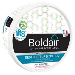 Lot de 6 unités Boldair gel destructeur d'odeurs neutre