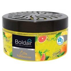 Lot de 6 boite Boldair Perles Citron Pamplemousse 250 g