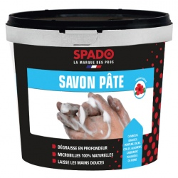 Lot de 12 seaux Spado pro savon pâte 750 ml