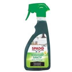 Lot de 6 flacons dégraissant suractif biologique Spado 500 ml
