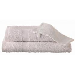 Drap de bain Jonquille 70x140 cm 380g blanc