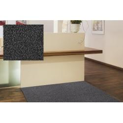Dalle tapis grattant et absorbant Ebor trafic intense non feu Bfl-S1 50x50 cm (lot de 4)
