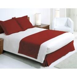 Lot de 6 chemins de lit réversibles Carla 70x135 cm