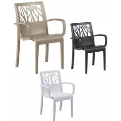 Lot de 16 fauteuils Végétal
