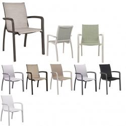 Lot de 16 fauteuils Sunset