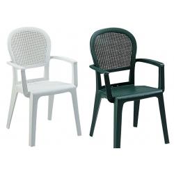 Lot de 16 fauteuils Madras
