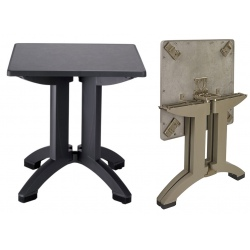Table Palma 70x70 cm