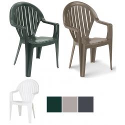 Lot de 36 fauteuils Miami Club