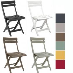 Lot de 24 chaises pliantes Miami