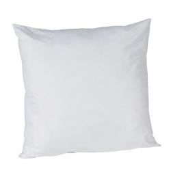 Oreiller Confort fibre 550 gr et tissu microfibre 60 x 60 cm