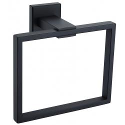 Anneau porte-serviettes inox 304 Argo Black