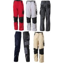 Pantalon Workwear longueur de jambe longue