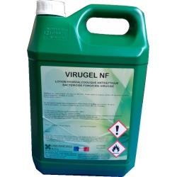 Bidon de lotion désinfectante Virugel 30L avec robinet