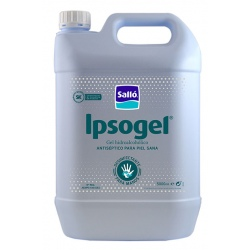 Gel Hydroalcoolique Ipsogel® en bidon de 5 L