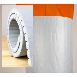 Protecteurs muraux lisses 107,5 x 99,5 cm