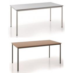 Table de reunion Team 120x80 cm