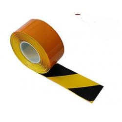 Rouleaux de marquage au sol intérieur ultra adhésif L2500 x 5 cm bicolore