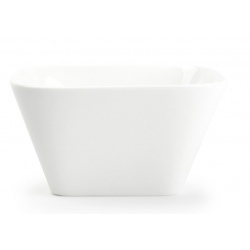 Bol carré Mexique en porcelaine 10 x 10 x H5,7 cm 26,5 cl