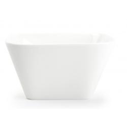 Bol carré Mexique en porcelaine 10 x 10 x H5,7 cm 26,5 cl