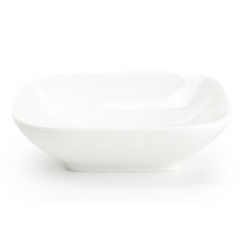 Coupelle carrée Mexique en porcelaine 12,5 x 12,5 c H3 cm