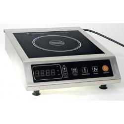 Plaque à induction Pro inox 18/10ème 3500 W