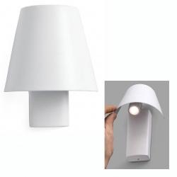 Lampe applique Le Petit blanche