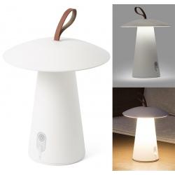 Lampe portable Task blanche