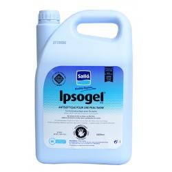 Gel Hydroalcoolique Ipsogel® en bidon de 5 L (le carton de 4)