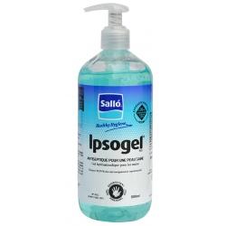 Gel Hydroalcoolique Ipsogel® 500 ml avec pompe distributrice (le carton de 20)