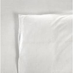 Housse de couette Tradition polycoton 74/26 blanc 130 g 185x270 cm (le lot de 10)