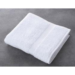 Drap de bain Luxe 100% coton blanc 500 g 70x140 cm (le lot de 5)