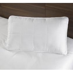 Oreiller Lotus 100% polyester blanc et fibres 680 g 45x70 cm (le lot de 21)