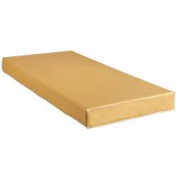Matelas mousse Protection 35kg 80x200 cm ép 15 cm