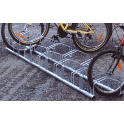 Supports 6 vélos gain de place