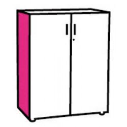 Option joue de finition de couleur pour armoire manager h102 cm